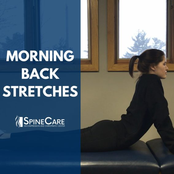 MORNING BACK STRETCHES