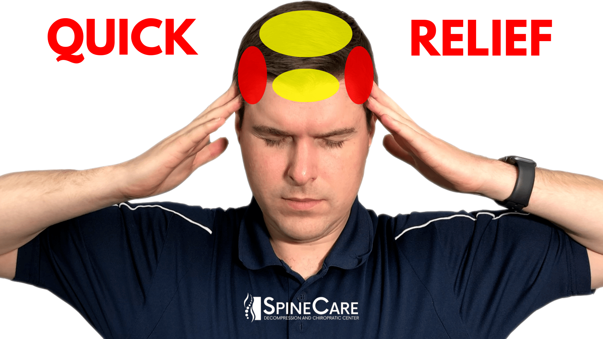 How to Get Rid of a Tension Headache FAST | St. Joseph, MI Chiropractor
