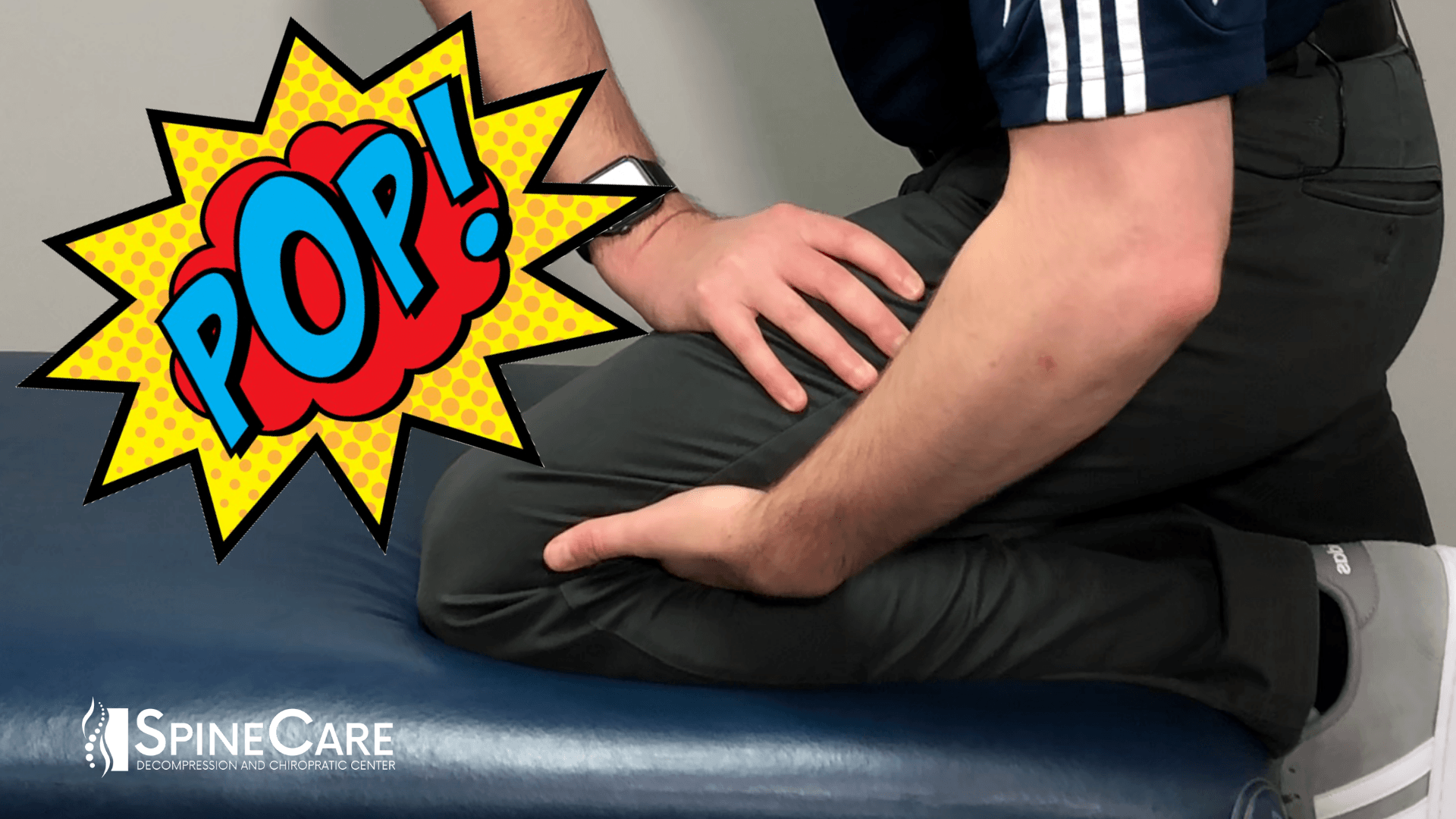 How to Self Adjust an Achy Knee | SpineCare | St. Joseph, MI Chiropractor