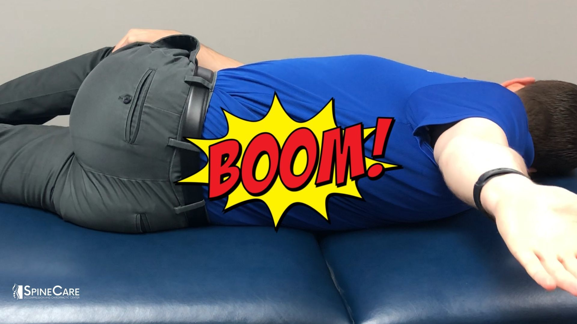SAFE lower back mobilization stretch | St. Joseph, MI chiropractor SpineCare
